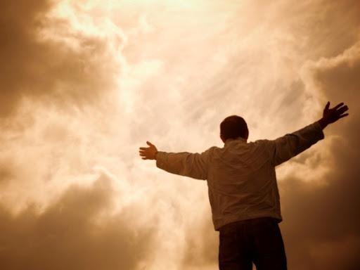 El religioso y el cielo